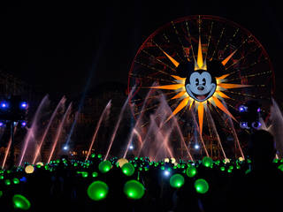 World of Color © Disney