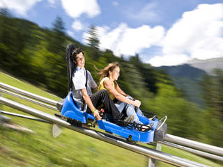 Alpine-Coaster- Golm © Alpine-Coaster- Golm