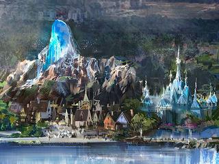 Walt Disney Studios © Disney