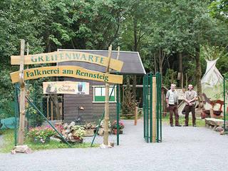 Greifenwarte Falknerei Am Rennsteig © Greifenwarte Falknerei Am Rennsteig