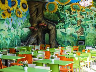 Restaurant Maja Land Innen