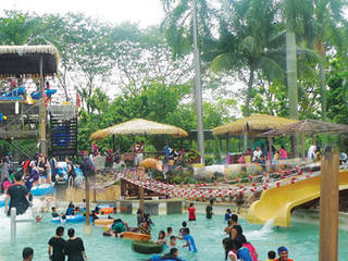 Wet World Batu Pahat Village Resort © Wet World Batu Pahat Village Resort