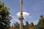 T-Rex-Tower im Freizeit-Land